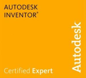 Inventor Certified Expert